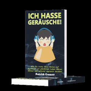 """Mockup Buch """"Ich hasse Geräusche!"""""""