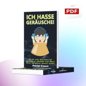 "E-Book ""Ich hasse Geräusche!"""