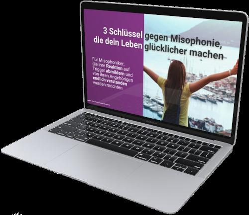Webinar 3 Schlüssel gegen Misophonie